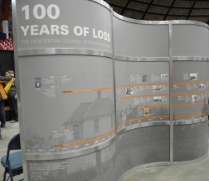 TRC Timeline Display