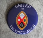 United for Reconciliation Button