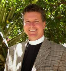 The Rev. Canon Dr. Richard LeSueur, Rector of St. George, Cadboro Bay, Victoria