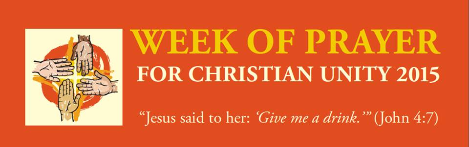 Week of Prayer for Christian Unity 2015