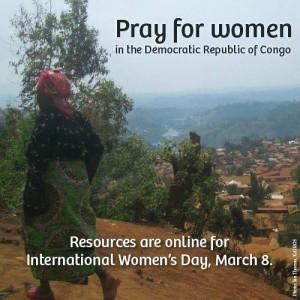 UC International Women's Day - Republic of Congo