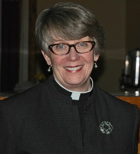 the Very Rev. Louise Peters