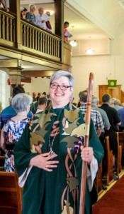 National Bishop Susan Johnson was re-elected to a third term as ELCIC's National Bishop.