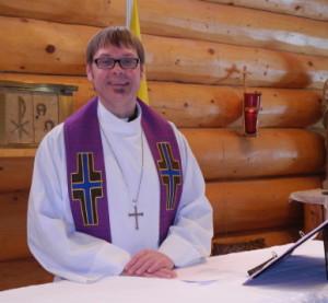 Rev. Brian Krushel