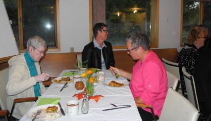 LeAnn's Mom, LeAnn, Ivy, Rick's wife