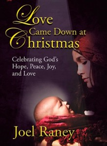 Love came down at Christmas cantata cover