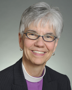 Rt. Rev. Melissa M. Skelton, Bishop Diocese of New Westminster
