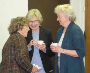 Betty, Lynette, and Laura-Ann
