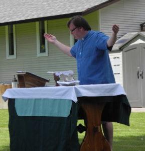 Post Communion Prayer