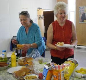 Susan and Laura-Ann